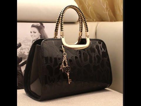 بالصور حقائب نسائية , اجمل الحقائب السوداء النسائية 812