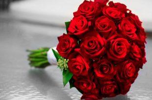 صور اجمل بوكيه ورد فى الدنيا , اروع صور لبوكية الورد الاحمر