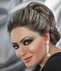 بالصور مكياج خليجي , صور لافخم المكياج الخليجي 824 11