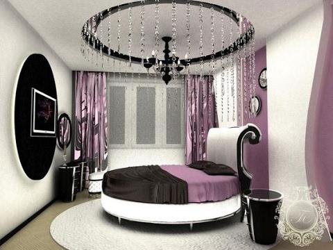 بالصور احلى ديكور غرف نوم , اجمل ديكورات غرف نوم للعرسان 850 2