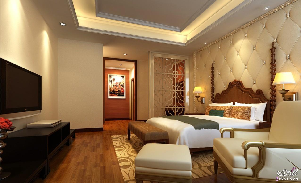 بالصور احلى ديكور غرف نوم , اجمل ديكورات غرف نوم للعرسان 850 3