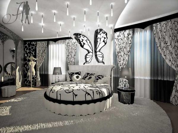 بالصور احلى ديكور غرف نوم , اجمل ديكورات غرف نوم للعرسان 850