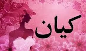 بالصور ما معنى اسم كيان , معني وصفات اسم كيان في اللغة العربية 851 3