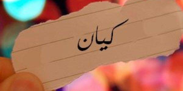 بالصور ما معنى اسم كيان , معني وصفات اسم كيان في اللغة العربية 851 6