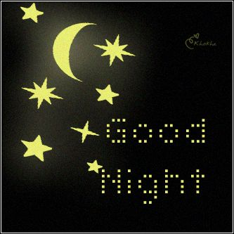 بالصور كلمات تصبحون على خير مزخرفه , عبارات جميلة قبل النوم 853 4