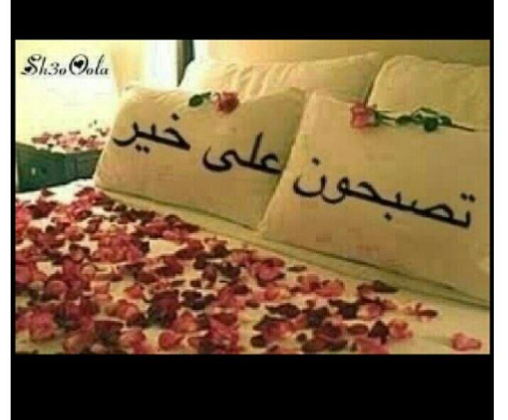 بالصور كلمات تصبحون على خير مزخرفه , عبارات جميلة قبل النوم 853 5