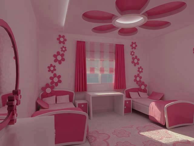بالصور ديكورات غرف نوم اطفال , تصاميم مميزة لغرف الاطفال 857 7