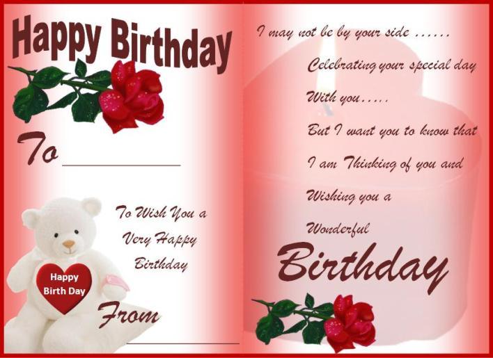 صوره بطاقات اعياد ميلاد , كروت تهنئة بمناسبة عيد ميلاد