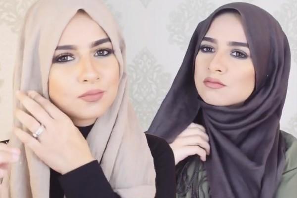 بالصور حجابات بنات , موديلات للفة حجاب بنات 906 12