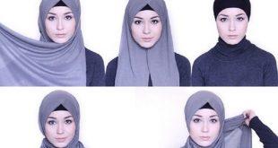 صور حجابات بنات , موديلات للفة حجاب بنات