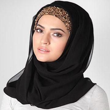 بالصور حجابات بنات , موديلات للفة حجاب بنات 906 3