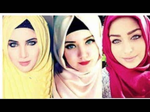بالصور حجابات بنات , موديلات للفة حجاب بنات 906 6