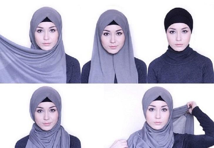صوره حجابات بنات , موديلات للفة حجاب بنات