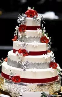 بالصور اجمل تورته , احلى اشكال تورت الزفاف 949 2