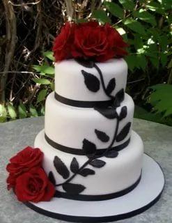 بالصور اجمل تورته , احلى اشكال تورت الزفاف 949