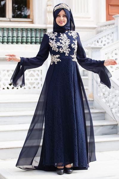 بالصور موديلات فساتين دانتيل , اجمل صور لموديلات الفساتين الدانتيل