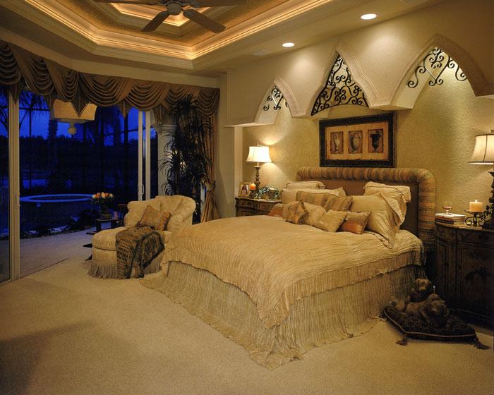 بالصور ديكورات غرف النوم الرئيسية , احدث الديكورات لغرف النوم الرئيسية 993 2