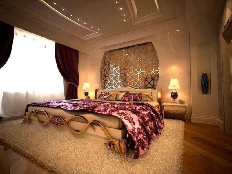 بالصور ديكورات غرف النوم الرئيسية , احدث الديكورات لغرف النوم الرئيسية 993 4