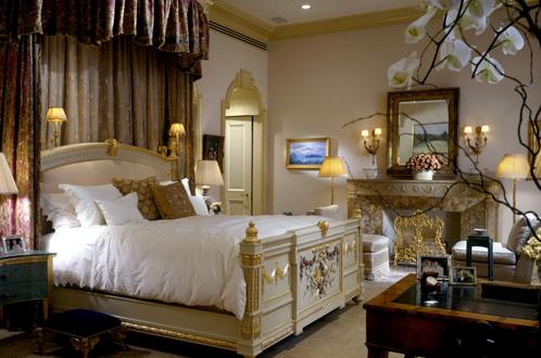 بالصور ديكورات غرف النوم الرئيسية , احدث الديكورات لغرف النوم الرئيسية 993 7