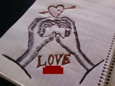 بالصور صور جميلة عن الحب , احلى رسومات معبرة عن الحب 996 9