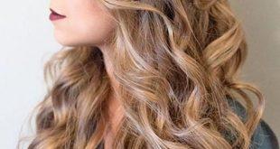بالصور تسريحات بسيطة للشعر الطويل , اجمل صور الشعر الطويل وطريقة تسريحة unnamed file 104 310x165