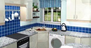 تصميم مطابخ صغيرة , اجمل الصور لديكورات المطبخ الضيق