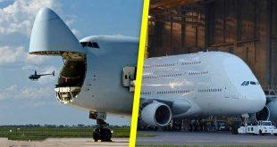 اكبر طائرة في العالم , معلومات ستدهشك عن اكبر طائرات العالم