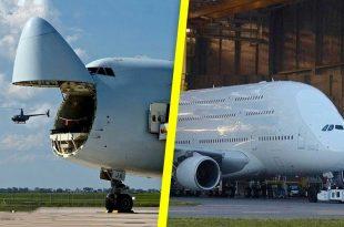 صورة اكبر طائرة في العالم , معلومات ستدهشك عن اكبر طائرات العالم