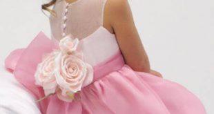 صور فساتين اطفال , احدث التصاميم والموديلات لفساتين الاطفال