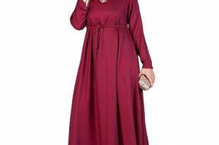 صورة اخر صيحات الموضة للمحجبات , ملابس عصرية وجميلة للمحجبات