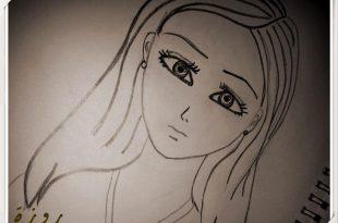 بالصور رسومات بنات حلوه , اجمل صور الرسومات لوجوة الفتيات unnamed file 285 310x205