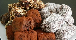 صوره حلويات منال العالم , افضل وصفات منال العالم لصناعة الحلوى