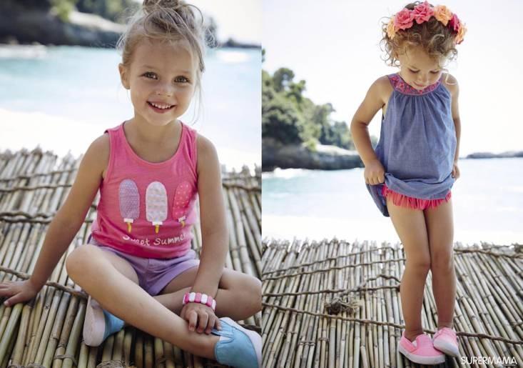 بالصور ملابس بنات اطفال , موضة لملابس البنات الصغيرات 703 10
