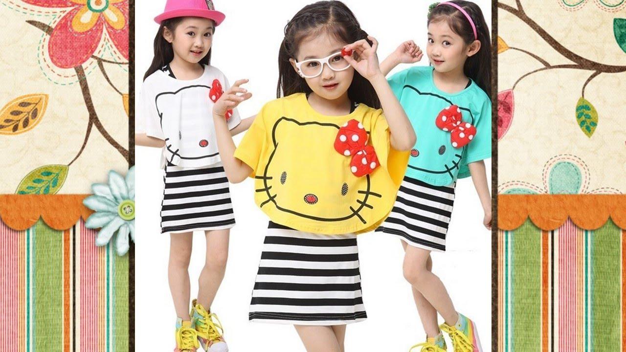 بالصور ملابس بنات اطفال , موضة لملابس البنات الصغيرات 703 4