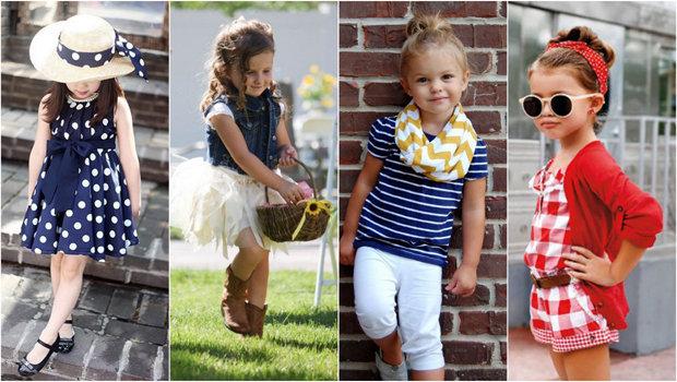 بالصور ملابس بنات اطفال , موضة لملابس البنات الصغيرات 703 9