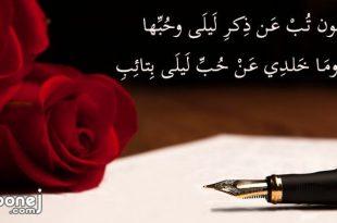 صوره اجمل قصائد الحب , ارقي شعر عن الحب