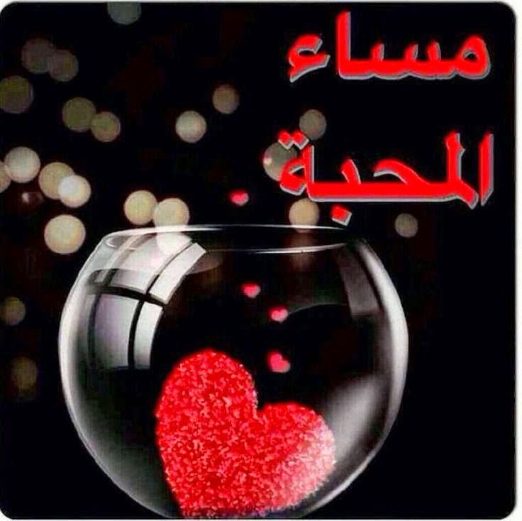 بالصور بطاقات مساء الخير , تحيات امرنا الاسلام بالحرص عليها 1501 2