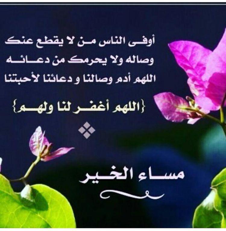 بالصور بطاقات مساء الخير , تحيات امرنا الاسلام بالحرص عليها 1501 6