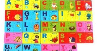 صورة حروف الانجليزي للاطفال , تعليم الانجليزية بالحروف كاملة للاطفال