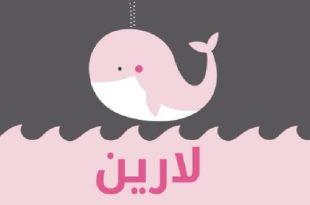 صورة معنى اسم لارين في المعجم العربي , تفسير معنى اسم بناتى لارين في القاموس العربي