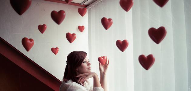 صور علامات الحب عند البنت , عندما تحب البنات تظهر عليها علامات