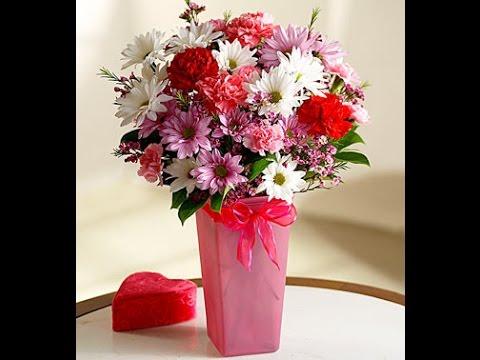 بالصور فازات ورد طبيعي , اشكال مختلفة من فازات الورد الكلاسيك والمودرن 8627 1