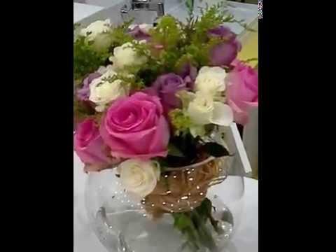بالصور فازات ورد طبيعي , اشكال مختلفة من فازات الورد الكلاسيك والمودرن 8627 3