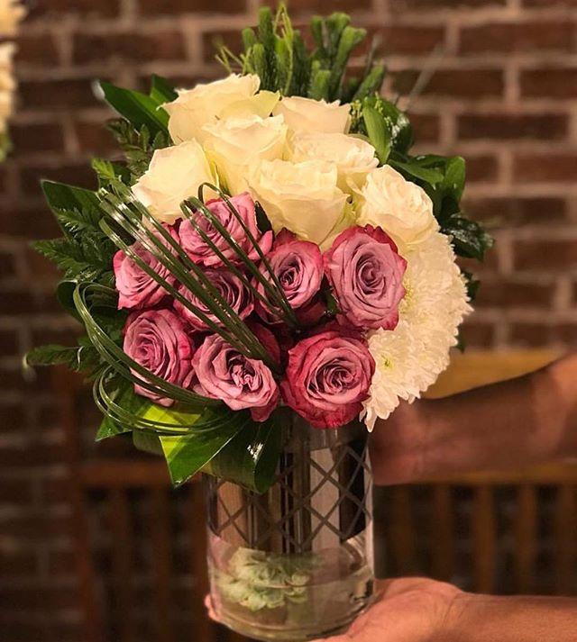 بالصور فازات ورد طبيعي , اشكال مختلفة من فازات الورد الكلاسيك والمودرن 8627 7