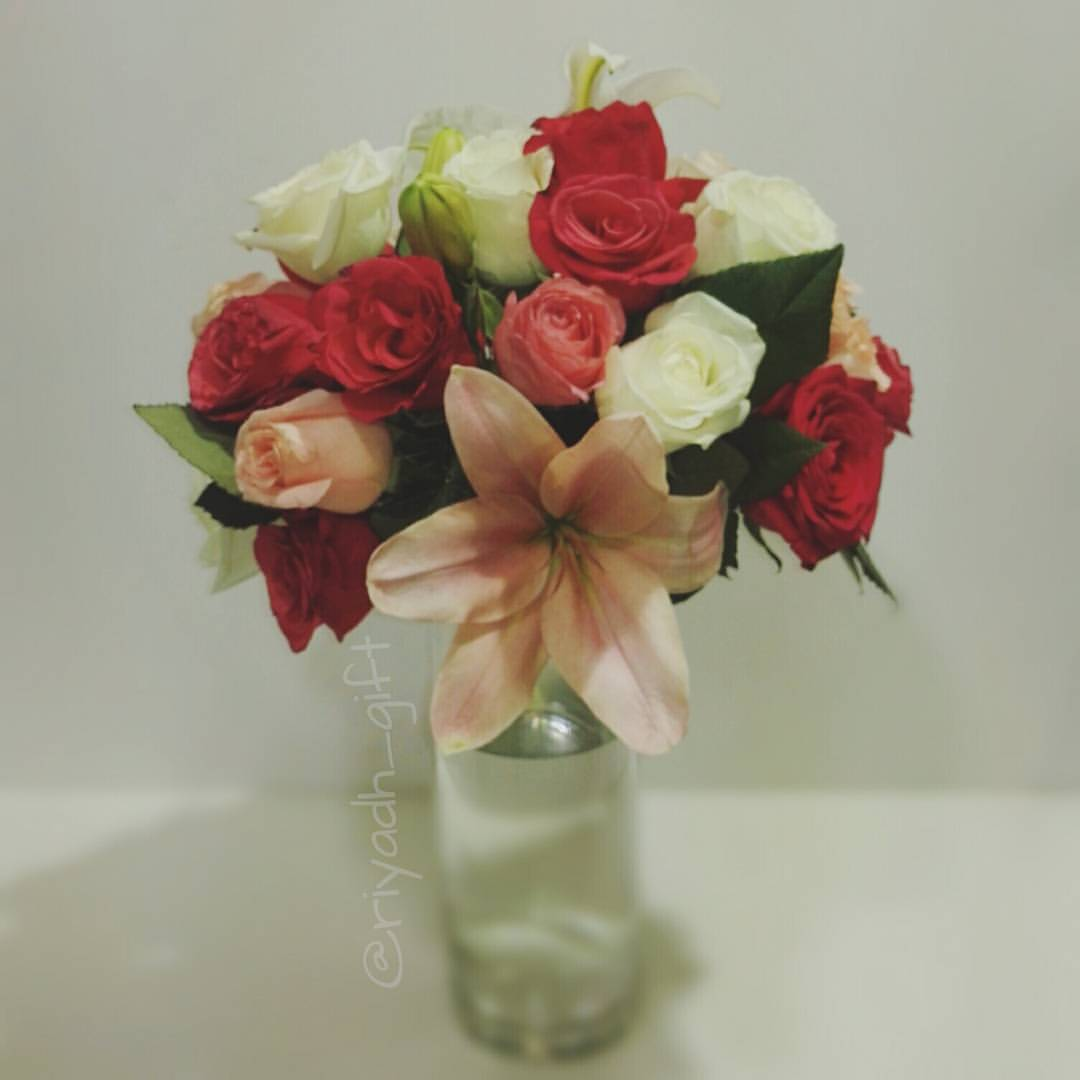 بالصور فازات ورد طبيعي , اشكال مختلفة من فازات الورد الكلاسيك والمودرن 8627 9
