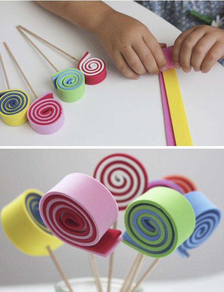 بالصور اعمال يدويه بسيطه وسهله , افكار مبتكرة وبسيطة للاعمال اليدوية 8658 3