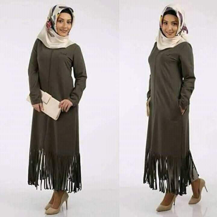 صور ملابس محجبات في الجزائر , كولكش ملابس مغربي للمحجبات