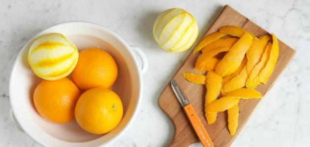 صورة فوائد قشر البرتقال للاسنان , قشر البرتقال واهميته لبياض الاسنان 8800 2