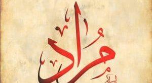 بالصور معنى اسم مراد , تفسير اسم فتي مراد 8824 7 300x165