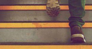فوائد صعود الدرج , اهمية كبرى فى صعود السلالم